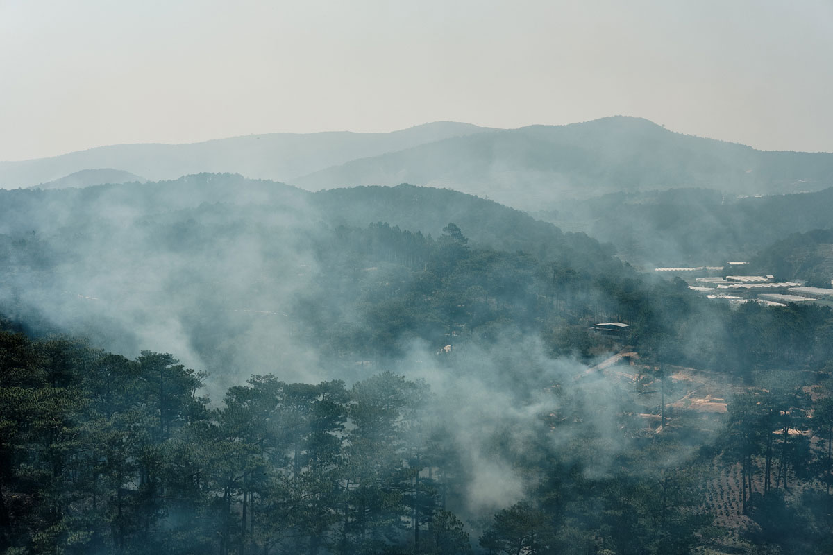 Employers must protect employees from wildfire smoke.
